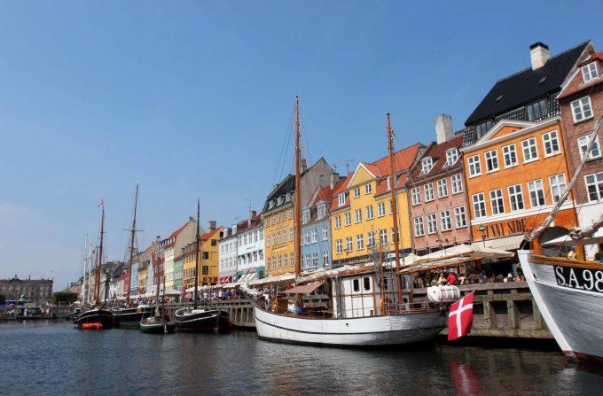 Top 10 destinationer 2019 Nyhavn København Marina Aagaard blog travel