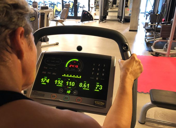 1 minute workout træningssnack Marina Aagaard blog fitness