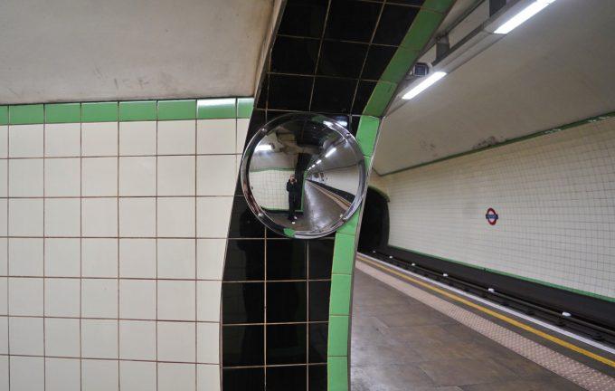 London_Underground_The_Tube_Platform_Mirror_Marina_Aagaard_blog_travel