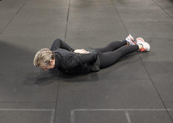 Undgå krum ryg Ret ryggen øvelser Marina Aagaard blog fitness