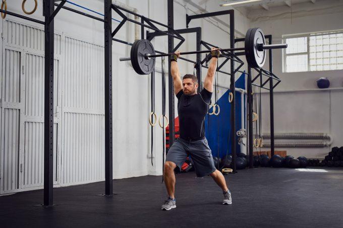Deposit_photos_overhead_lunge_Marina_Aagaard_blog_fitness