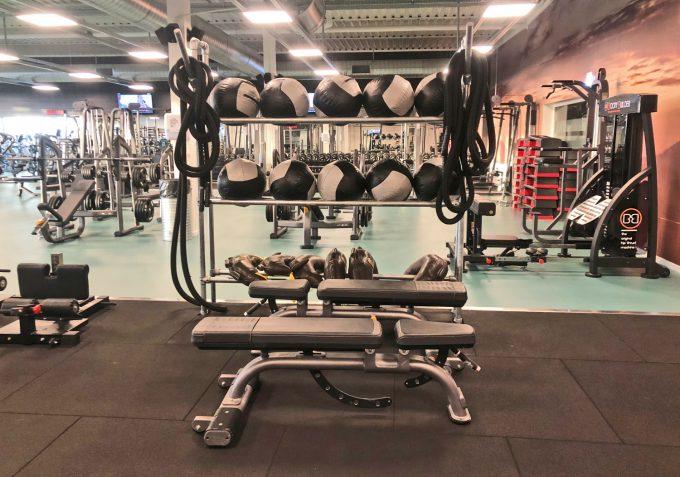 Fitness udstyr redskaber Marina Aagaard blog
