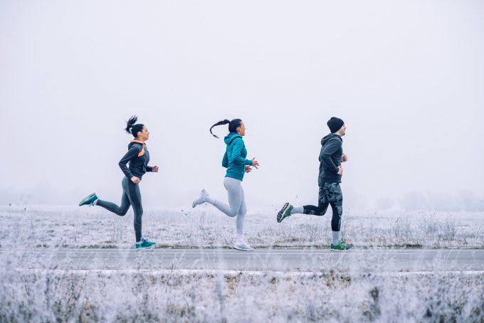 Stærke muskler af løb Bernard Bodo iStock Running