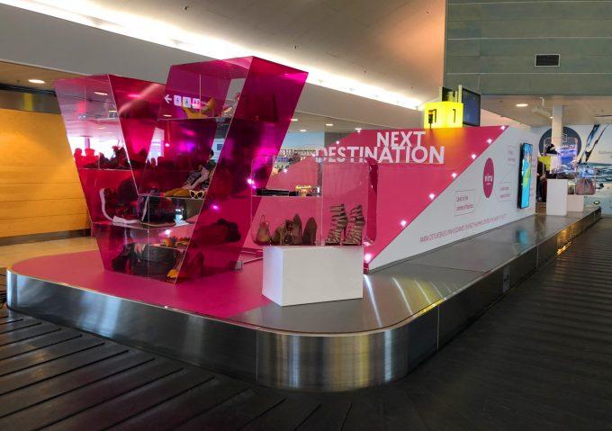 Tallinn Estland Airport Baggage Claim Marina Aagaard blog travel