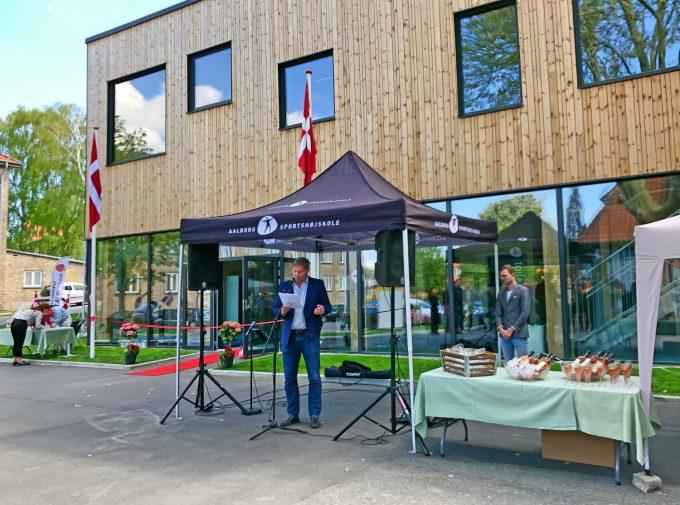 Aalborg_Sportshojskole_Have_Faciliteter_Klatring_Fitness_Styrketraening_Indvielse_2019