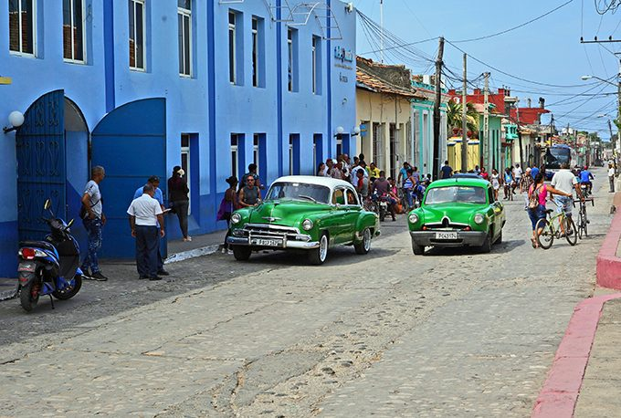 Trinidad Cuba Marina Aagaard blog travel rejse