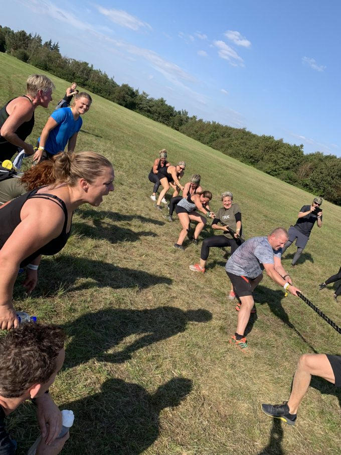 TRX Training Summit Marina Aagaard blog fitness
