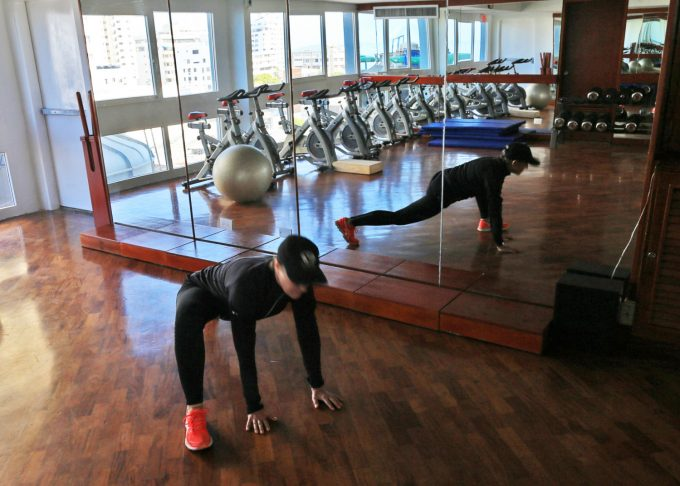 Cartagena_Colombia_Hotel_fitness_Marina_Aagaard_blog_travel