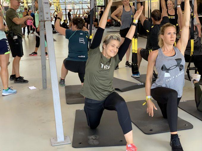 Ugen der gik 34 2019 TRX Training Summit Marina Aagaard blog fitness