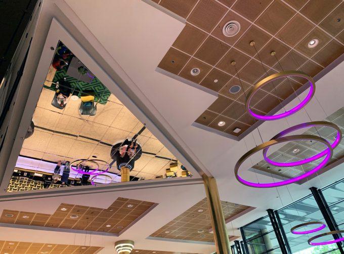 Oslo_Thon_Hotel_Opera_ceiling_loft_Marina_Aagaard_blog_travel_rejse