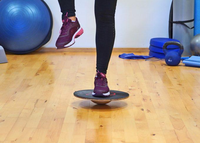 Vippebræt balance motorik mobilitet et-ben Marina Aagaard blog fitness