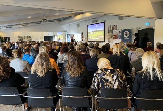 Foredrag Marina Aagaard Athenas