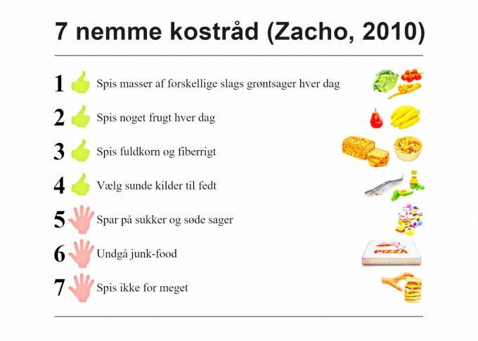 7 nemme kostråd Morten Zacho