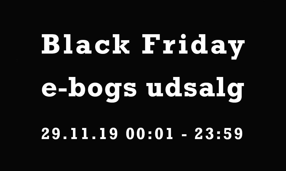 Black Friday fitness e-bog udsalg