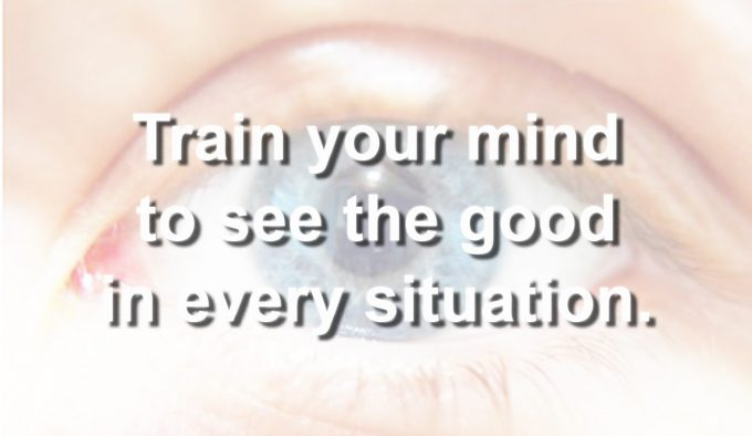 Motivation Train your mind to see the good Marina Aagaard blog