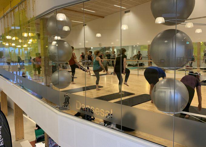Top 50 Motion og sport i Danmark