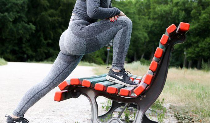 Træning gør ondt foto Gesina Kunkel Unsplash