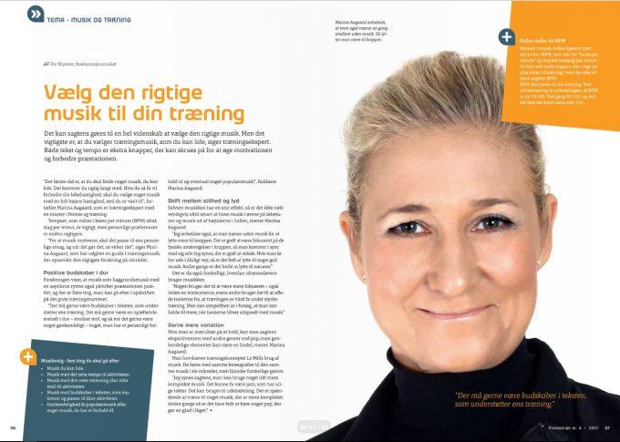 Profilfoto Marina Aagaard blog