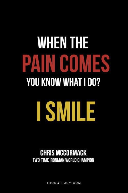 Smil til smerten Motivation Marina Aagaard blog