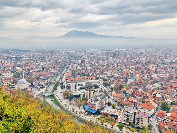 Prizren Kosovo Balkan Marina Aagaard blog travel rejse