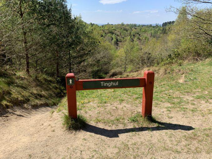 Tinghulen Nationalpark Mols Bjerge Marina Aagaard blog travel rejse Danmark