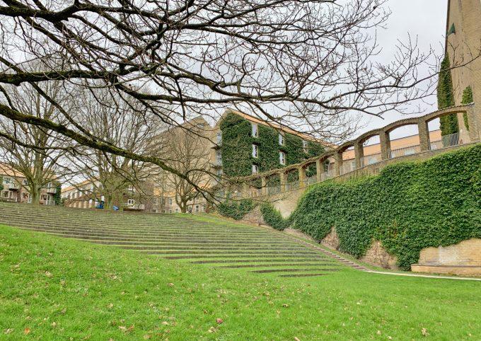 Aarhus Universitet arkitektur Marina Aagaard blog travel