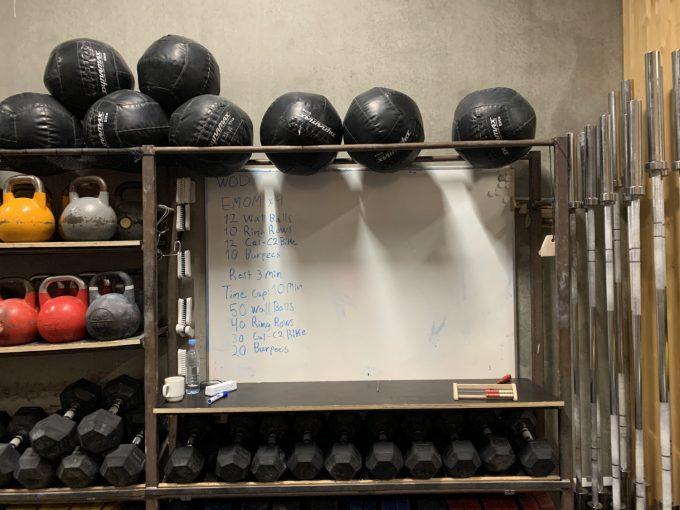 CrossFit ordbog Marina Aagaard blog fitness
