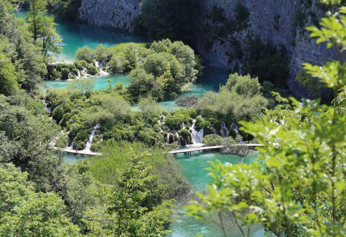 Plitvice Lakes National Park Kroatien Marina Aagaard blog travel rejse