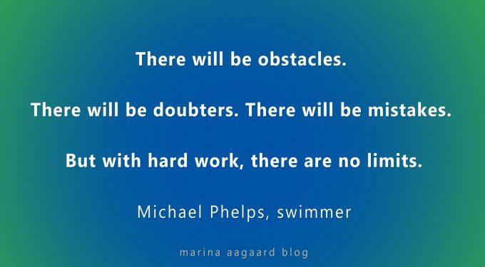 Forhindringer Obstacles Marina Aagaard blog