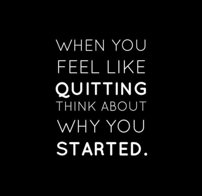 Hvorfor Marina Aagaard blog motivation citat