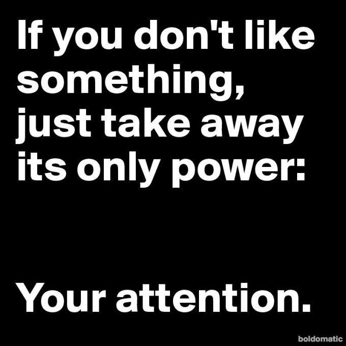Opmærksomhed Attention