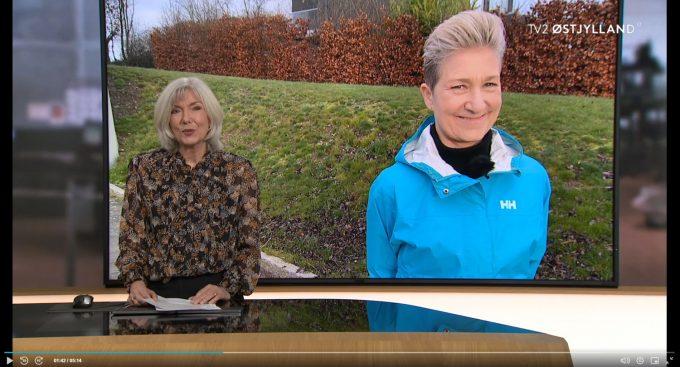 TV på besøg Nemme vaner Marina Aagaard blog