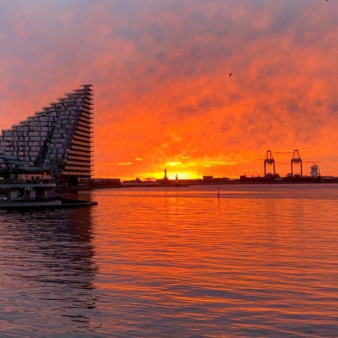 Ugen der gik 4 2021 Aarhus Ø Marina Aagaard blog