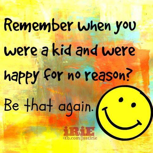 Glad uden grund