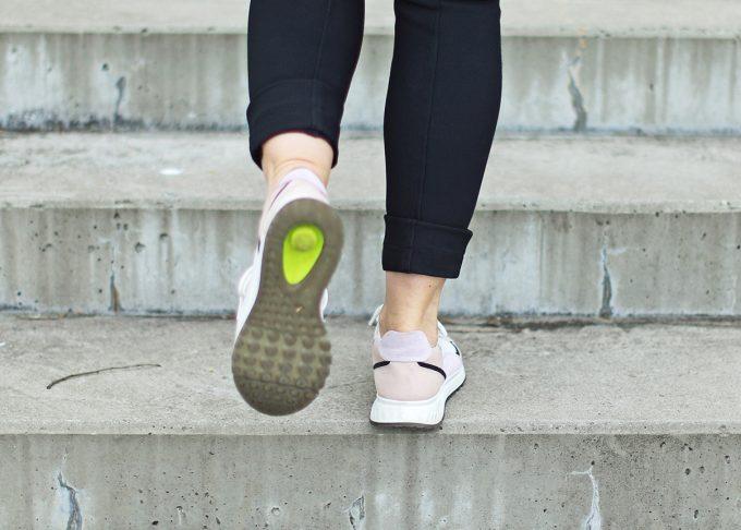 Gå dig i form sko ECCO sneakers Marina Aagaard blog