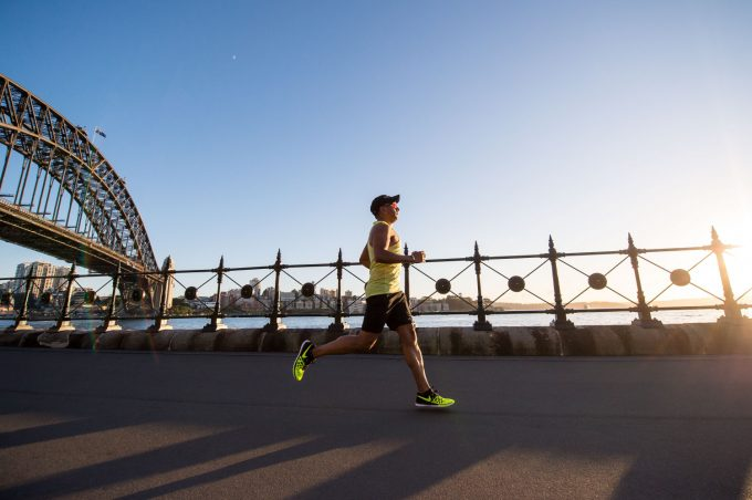 Træningsafhængighed Run Foto Chander R Unsplash