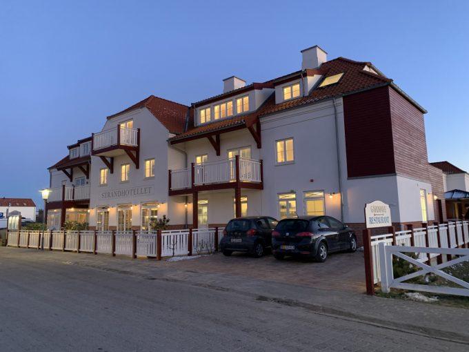 Strandhotellet Blokhus Marina Aagaard travel rejse foto