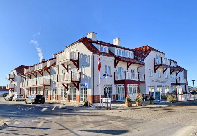 Strandhotellet Blokhus Danmark Marina Aagaard travel rejse foto
