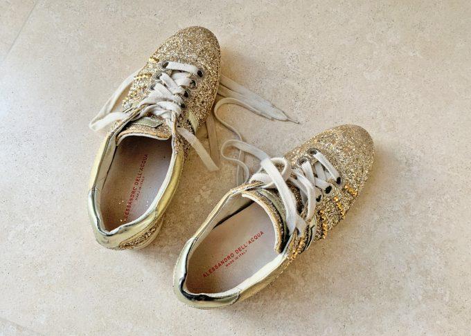 Mina gyllene sko Shoe story Marina Aagaard blog livsstil