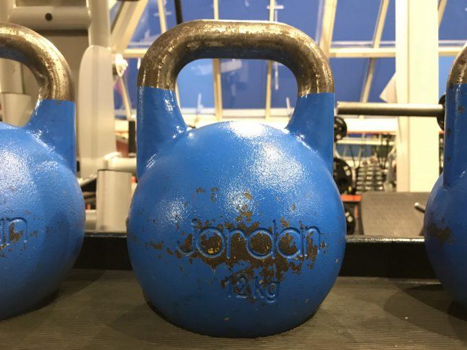 Kettlebell program trio workout Marina Aagaard blog fitness