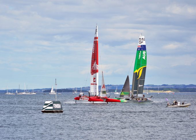 SailGP Aarhus Powered by Nature Rockwool sejlsport Marina Aagaard blog