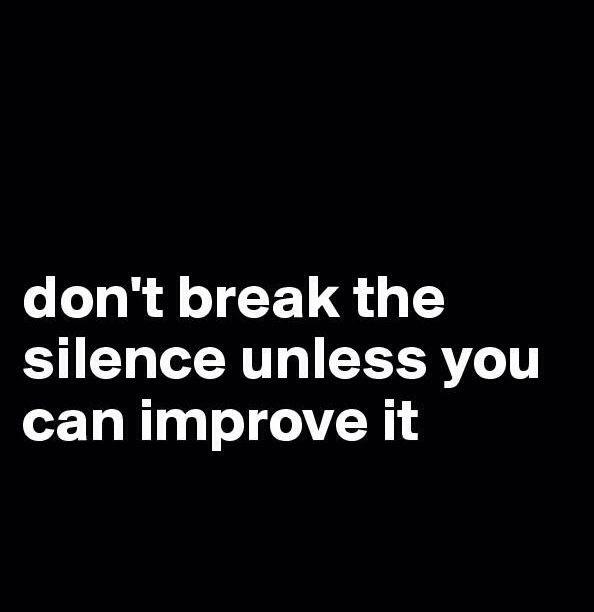Tænk før du taler Motivation citat stilhed sprog