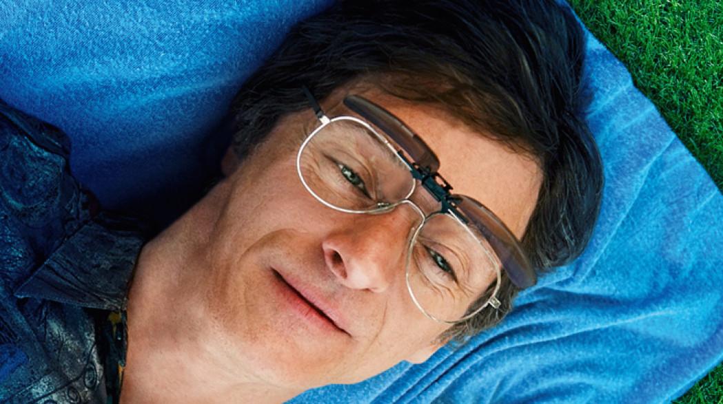 Det her er Steve Jack. Han er min klippe og støtte i hverdagen