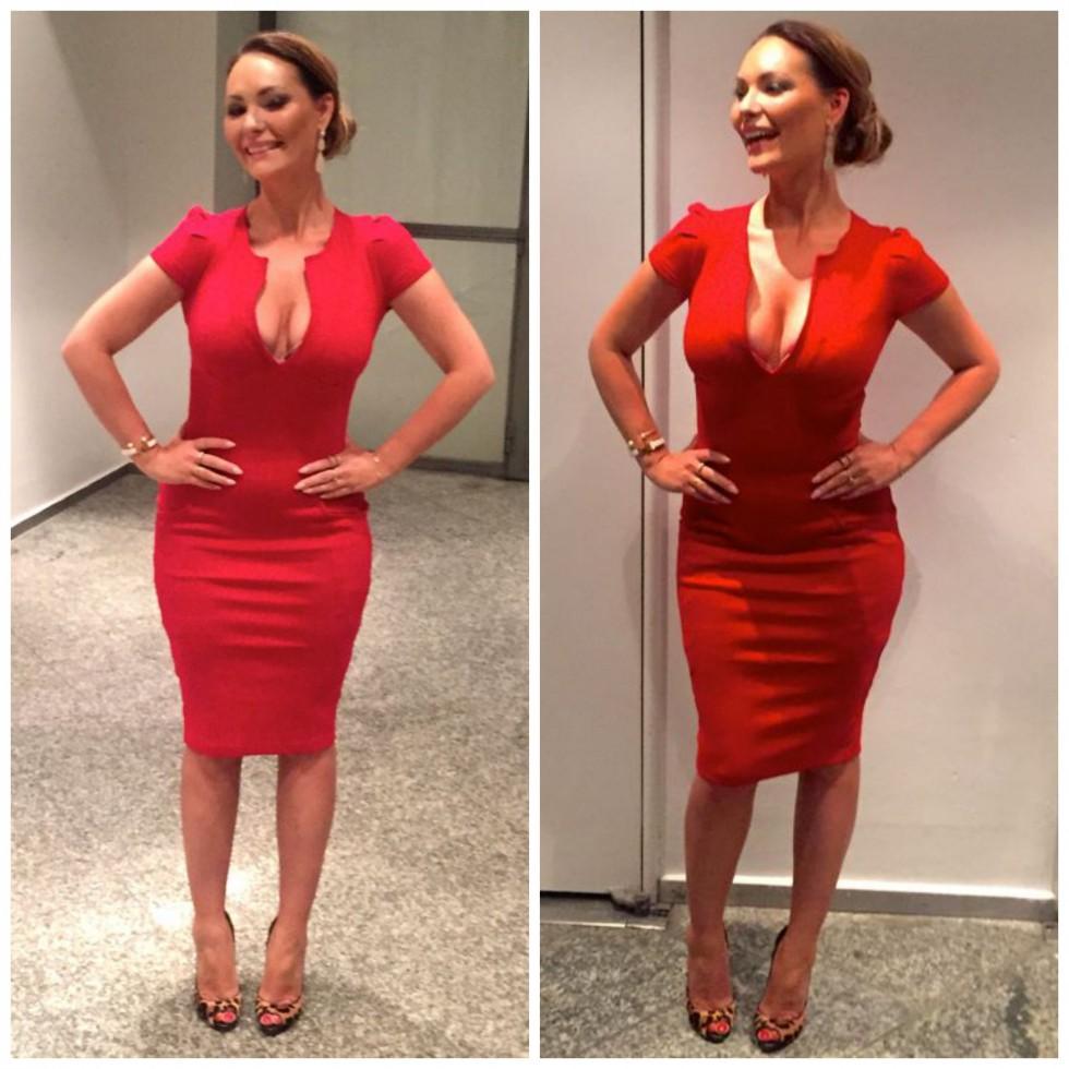 Rød løber kjoler | Mode | Mascha Vang
