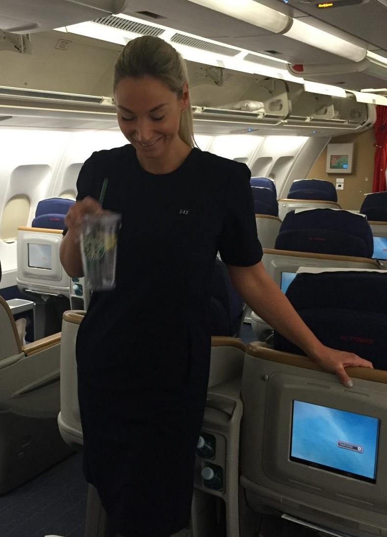 mette stewardesse