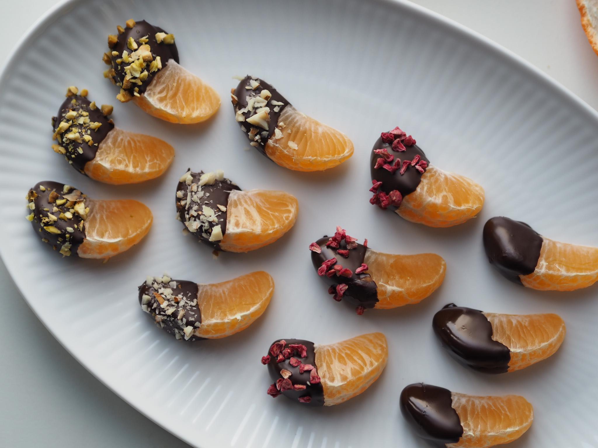 Klementin konfekt