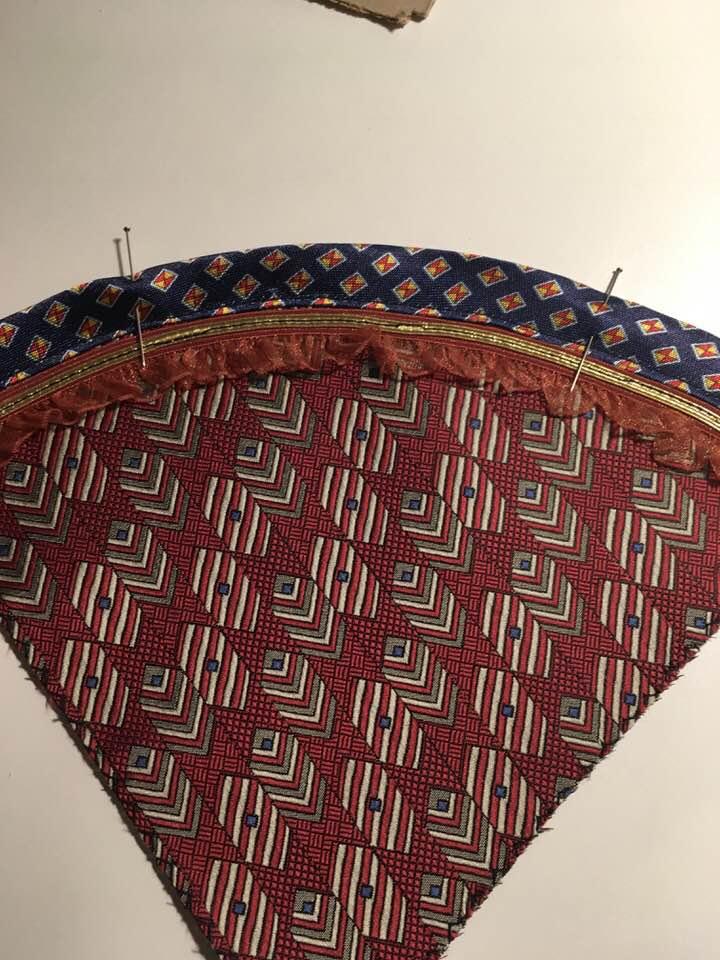 Redesign. Kræmmerhuse af brugte slips.   Gratis mønstre   Sygal