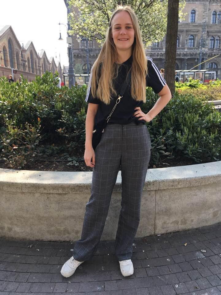 Bukser efter mønster fra Burda | Bukser | Sygal