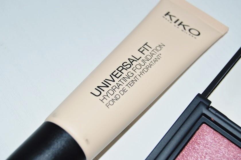 Kiko Cosmetics haul