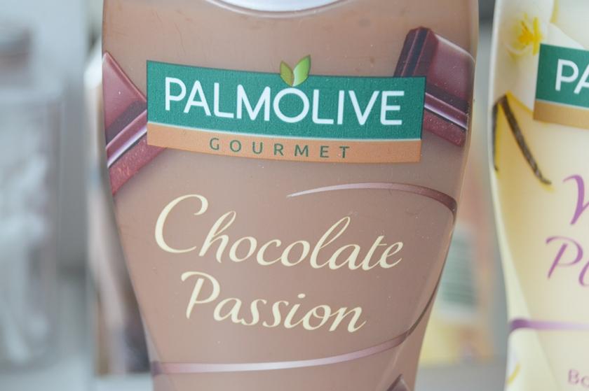 Palmolive body butter wash choco